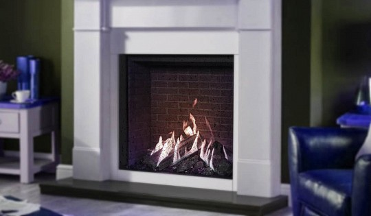 FIREPLACE GLASS CLEANER