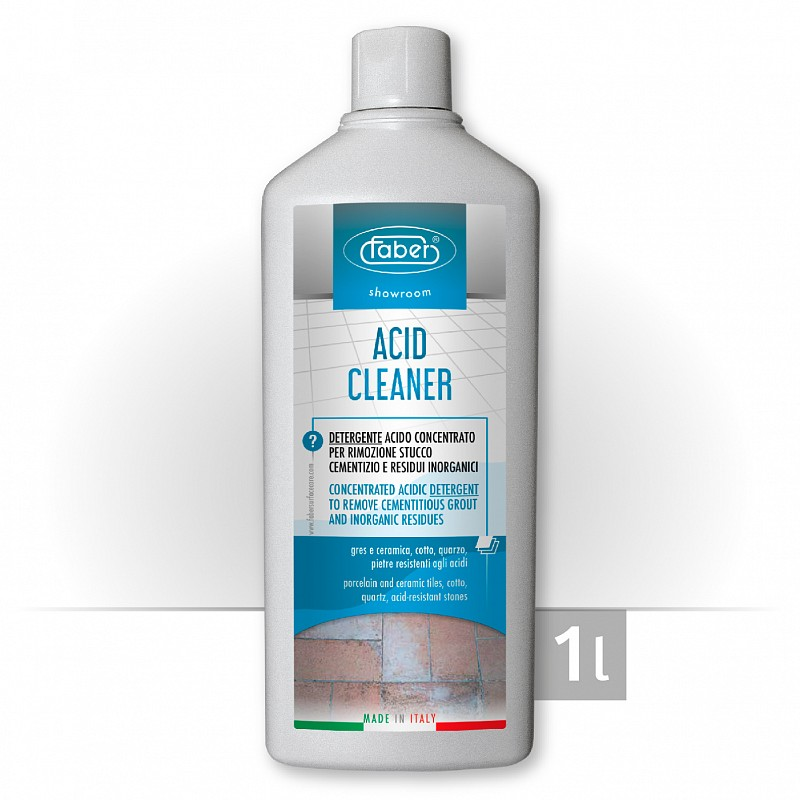 Acquista online ACID CLEANER Linea Showroom
