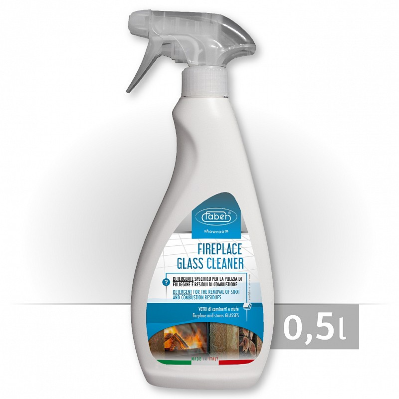 Acquista online FIREPLACE GLASS CLEANER Linea Showroom