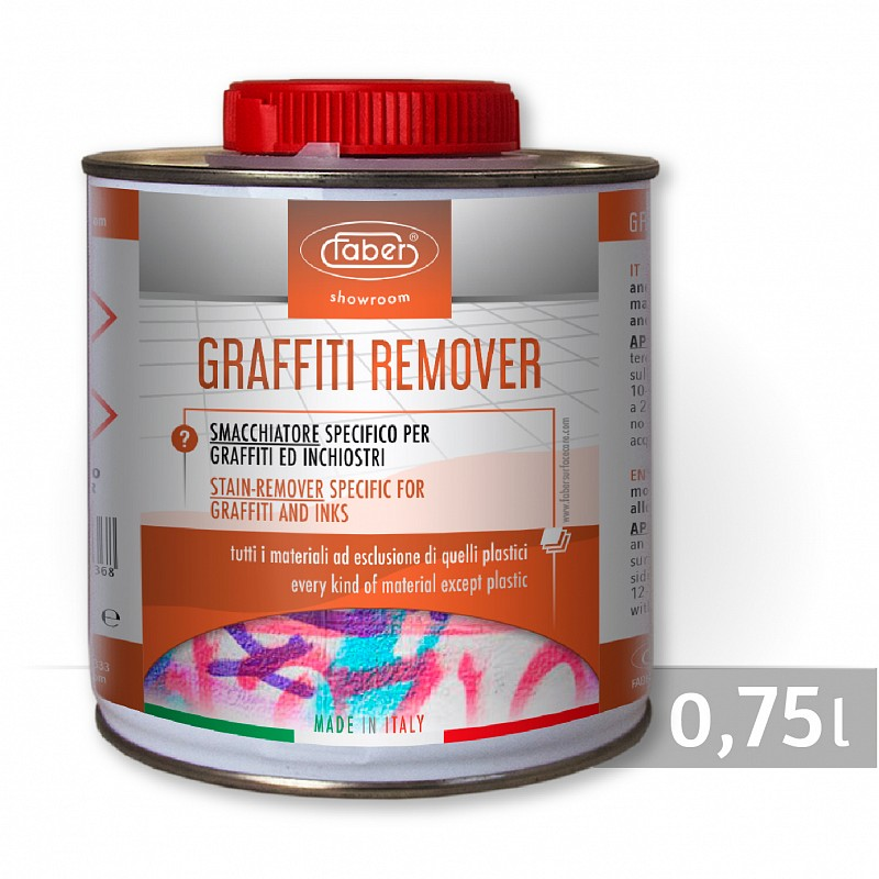 GRAFFITI REMOVER Linea Showroom